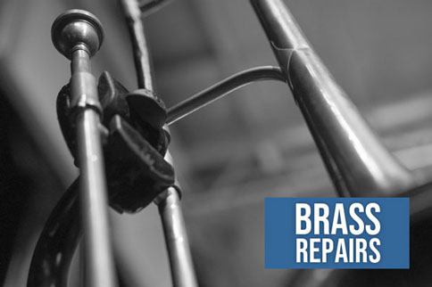 Brass Repairs